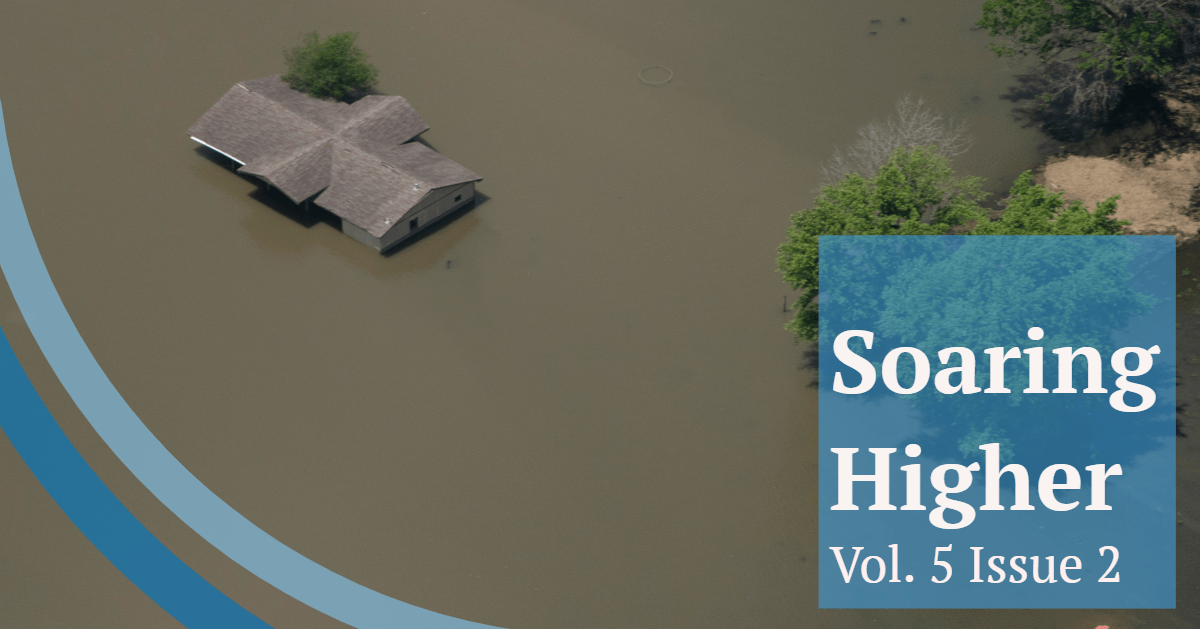 Soaring Higher: Floods, Puppies, Lobsters and Dams